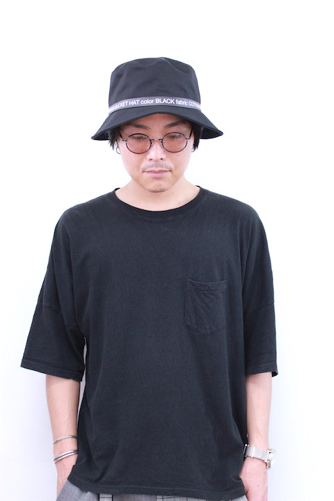 NEONSIGN lot.00012 BUCKET HAT 2カラー