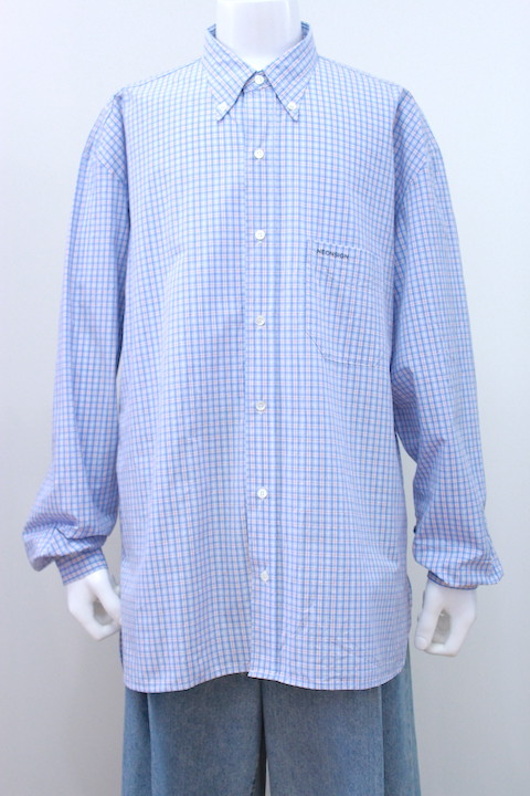 "NEONSIGN 940 B.D WORK SHIRT ""BRIT CHECK"""