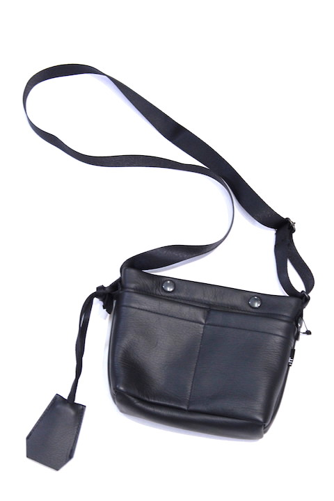 JIEDA 18W-GD11 LEATHER SACOCHE