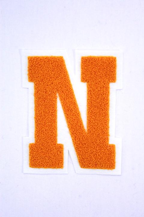 """NEONSIGN 951 LETTERED WAPPEN """"N"""""""