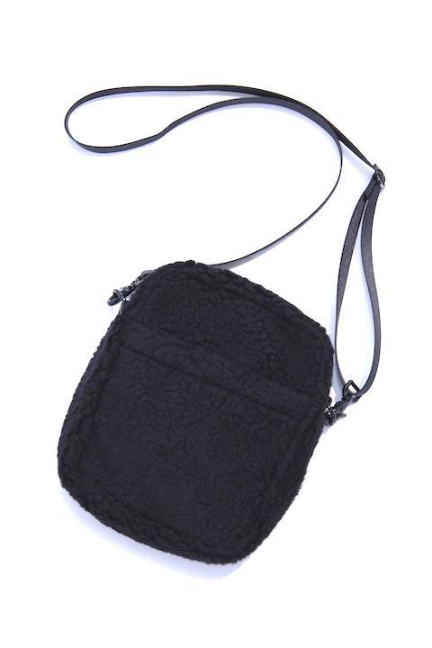 KAIKO BA-006 SYNTHETIC BOA SHOULDER BAG