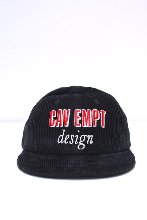 C.E/CAV EMPT CES14G03 CAV EMPT DESIGN LOW CAP 2カラー
