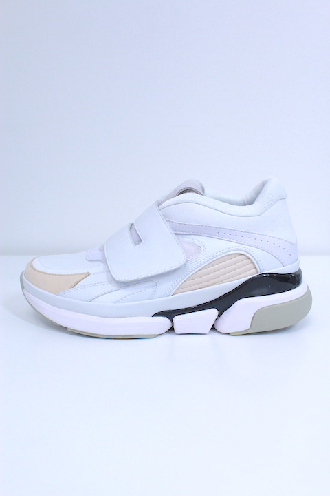 ORPHIC × MR.GENTLEMAN OR-WV01B18 WAVE WHITE MIX