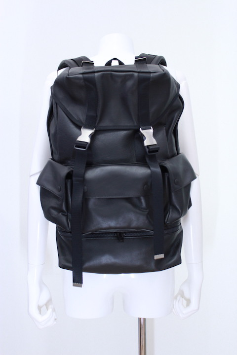 JOHNLAWRENCESULLIVAN 定番 LEATER BACKPACK
