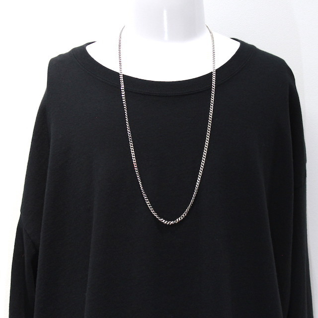 JOHNLAWRENCESULLIVAN 定番 SILVER CHAIN NECKLACE