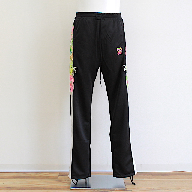 doublet 19SS08PT92 CHAOS EMBROIDERY TRACK PANTS 2カラー