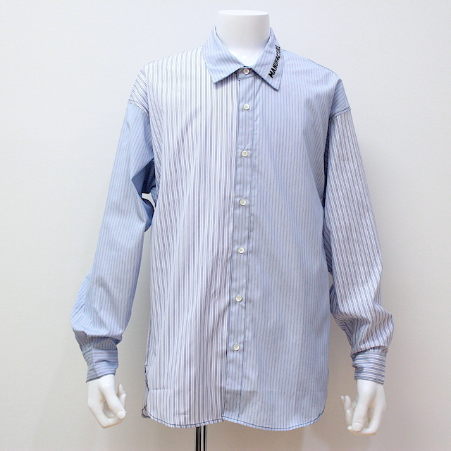 JIEDA 19S-SH13 CRAZY SWICHING SHIRT 2カラー