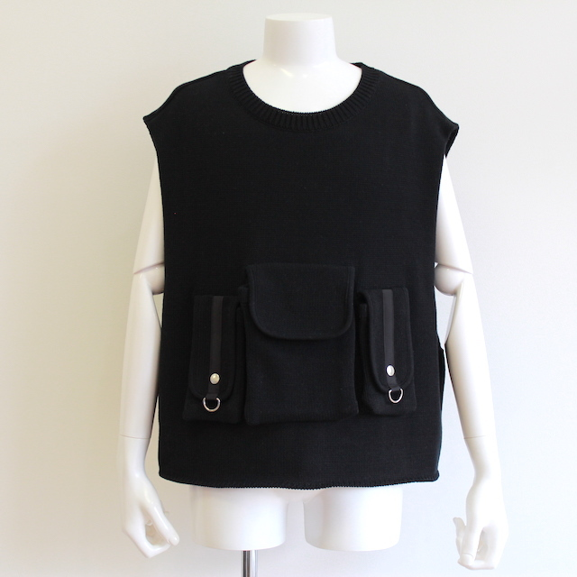NEONSIGN CHEST BAG VEST 2カラー