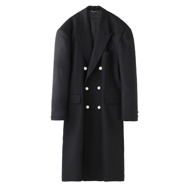 JOHNLAWRENCESULLIVAN BACK SIDE TUCKED COAT