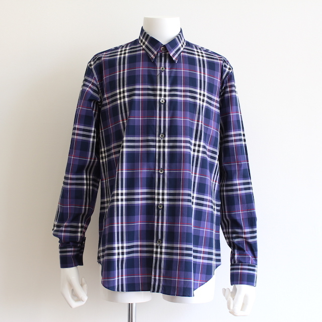 JOHNLAWRENCESULLIVAN ORIGINAL CHECK SHIRT