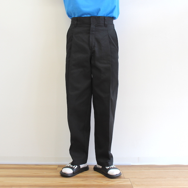 NEONSIGN WIDE WORK SLACKS
