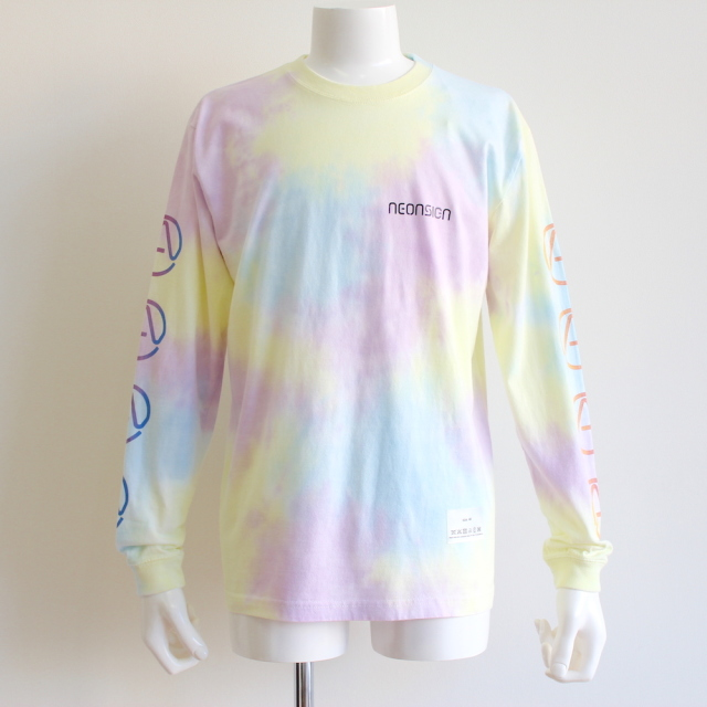 NEONSIGN PASTEL WATER LS T-SHIRT (10th AN)