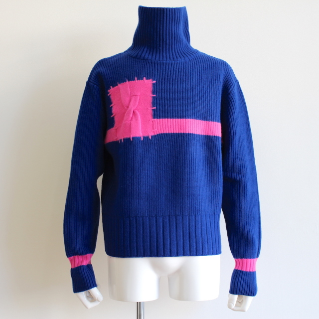 KUDOS TOMORROW'S KIDS SWEATER BLUE