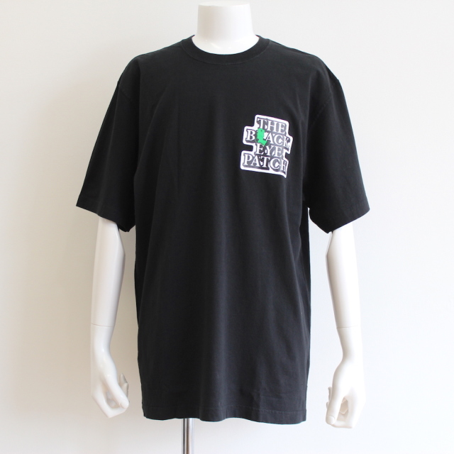 BLACK EYE PATCH × WHIMSY PAINT TRADERS TEE BLACK