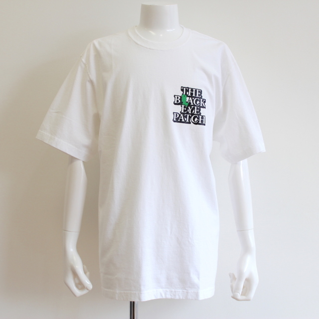 BLACK EYE PATCH × WHIMSY PAINT TRADERS TEE WHITE