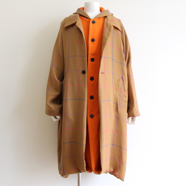 NEONSIGN RAINBOW PEN SANDWICH COAT