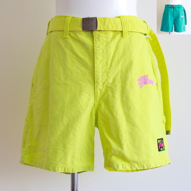 doublet SILK DUCK SHORT PANTS