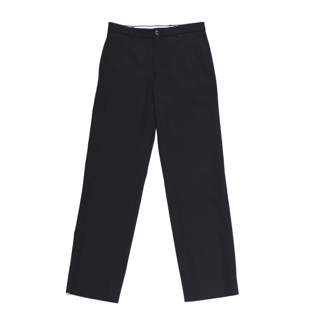 KUDOS BLUE PRINT TROUSERS BLACK