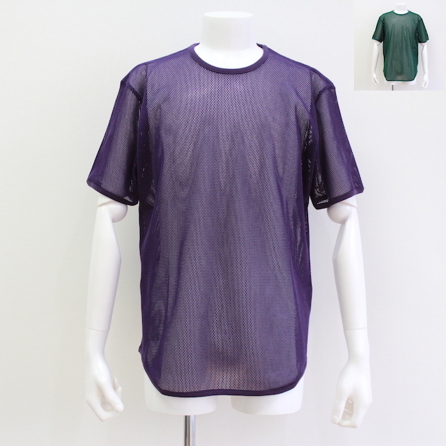 JOHNLAWRENCESULLIVAN MESH TEE