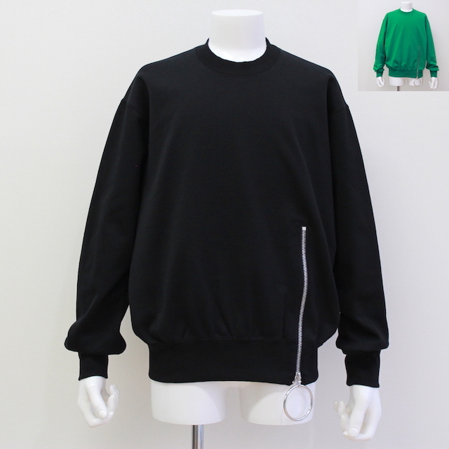 JOHNLAWRENCESULLIVAN ZIPPED SWEAT SHIRT