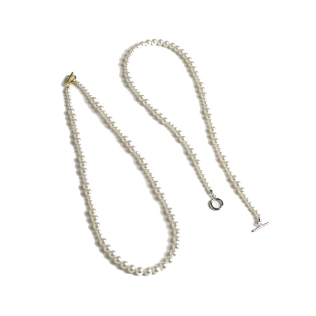 MIX PEARL NECKLACE (SMALL)