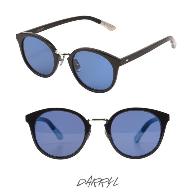 A.D.S.R DARRYL 01 SHINY BLACK/SILVER (BLUE)