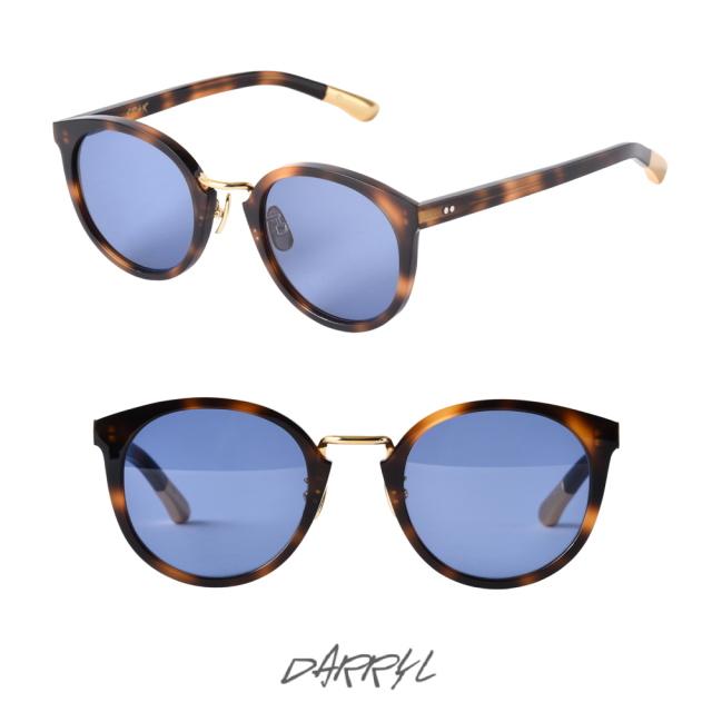 A.D.S.R DARRYL 14 HAVANA BROWN/GOLD (BLUE)