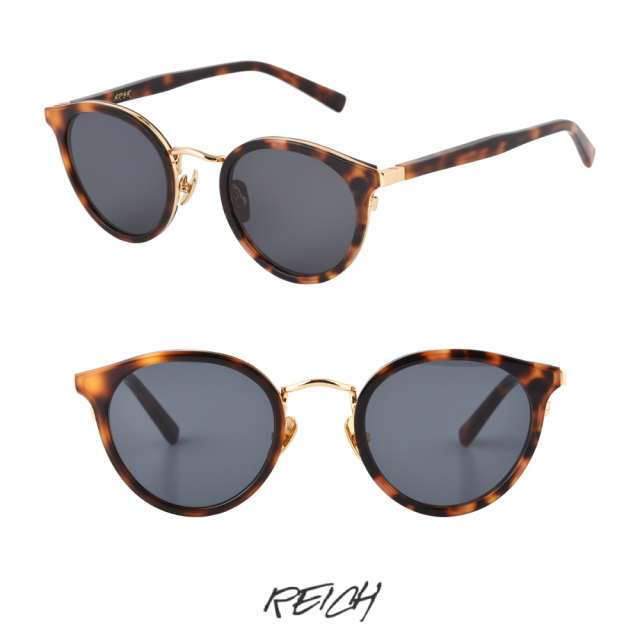 A.D.S.R REICH 03 HAVANA BROWN/GOLD (BLACK)