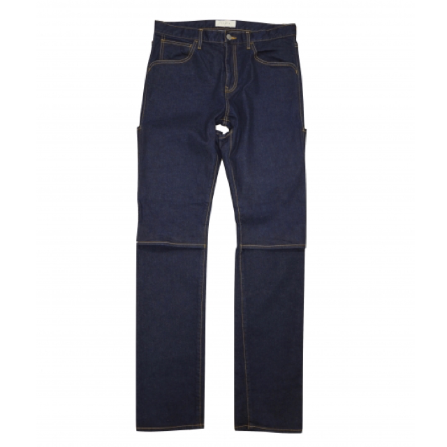 [予約商品 3月末入荷] JIEDA 19S-PT12-A OW 2WAY SLIM DENIM PANTS (IND)