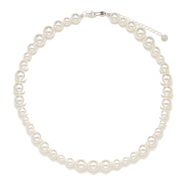 MIX PEARL NECKLACE (L)