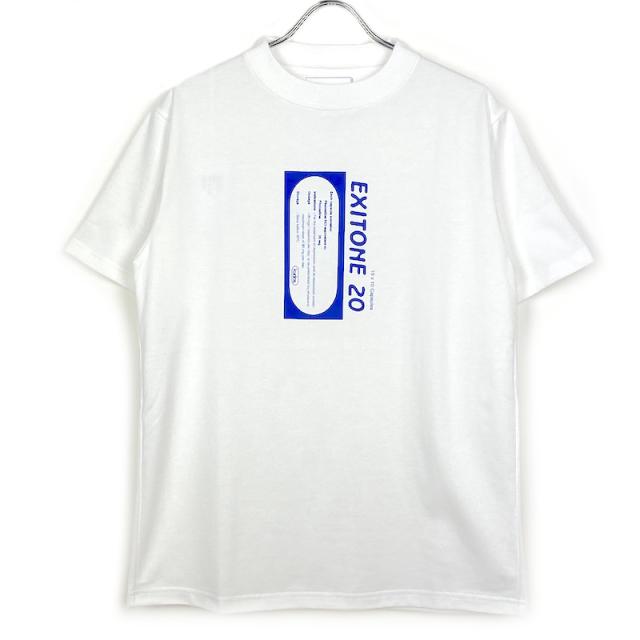 KUDOS EXIT ONE T-SHIRT WHITE