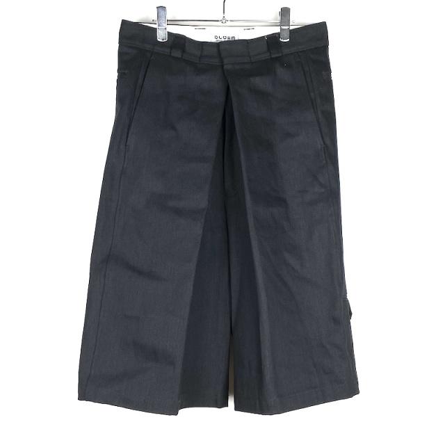 BLOHM × URU TOKYO ATOMICAN PANTS BLACK