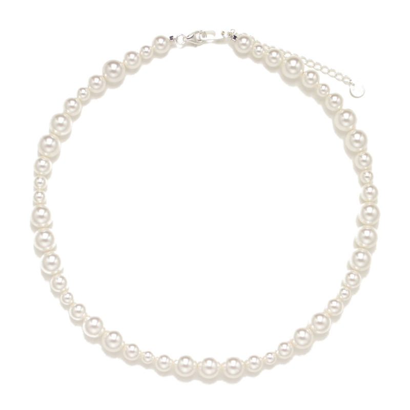 MIX PEARL NECKLACE (M)