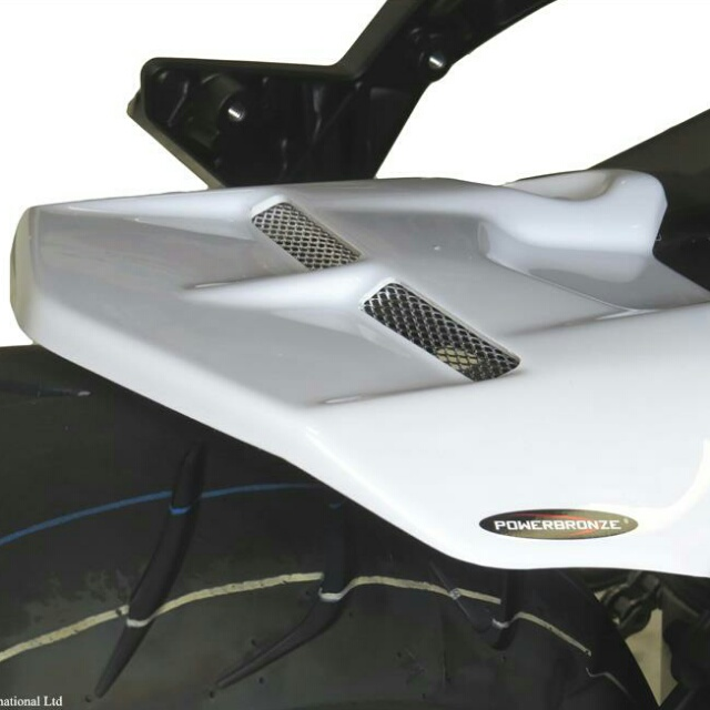 YAMAHA >> TRACER900・GT(18-) インナーフェンダー Powerbronze