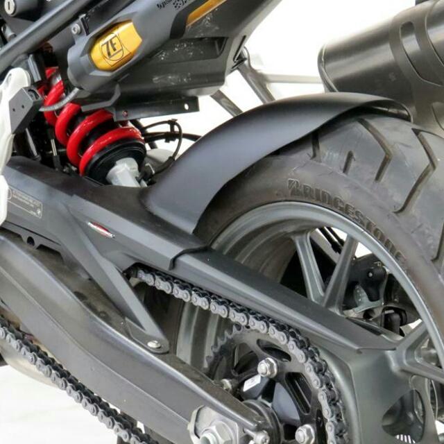 BMW >> F750GS・F850GS(18-) インナーフェンダー Powerbronze