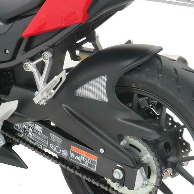 HONDA >> CBR400R・CB400F・400X(13-) インナーフェンダー Powerbronze
