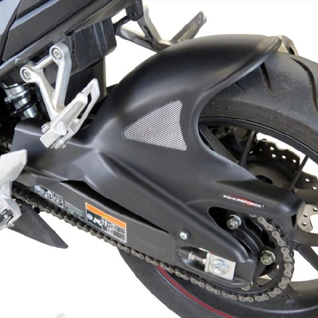 HONDA >> 400X・CBR400R(19-) インナーフェンダー Powerbronze