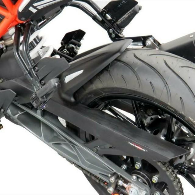 KTM >> 390ADVENTURE(20-)・125/250/390DUKE (17-)・RC125/250/390 (15-) インナーフェンダー Powerbronze
