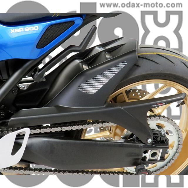 YAMAHA >> TRACER9 GT(21-) インナーフェンダー Powerbronze