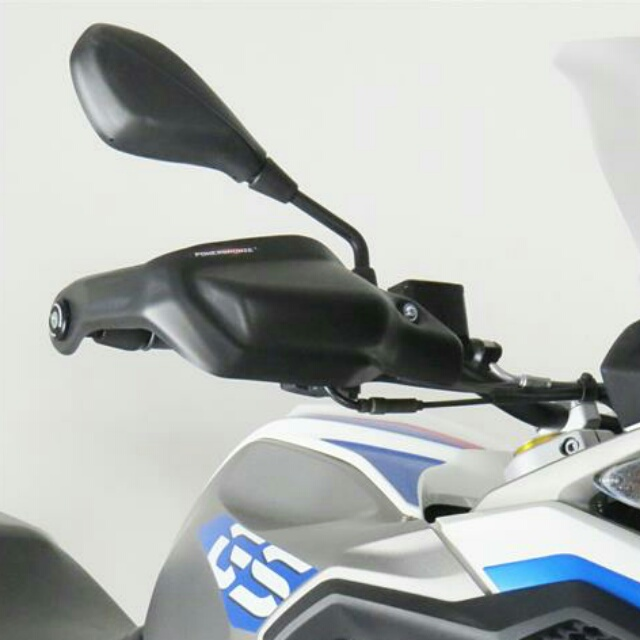 BMW >> G310R/GS(16-) ハンドガードキット Powerbronze