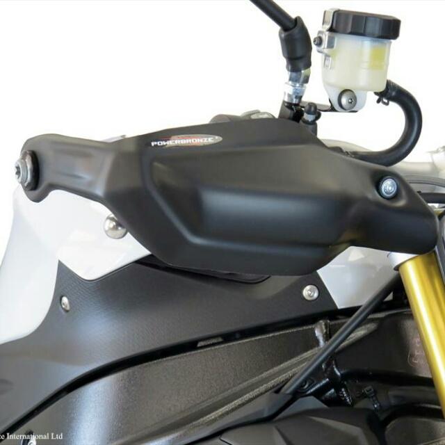BMW >> S1000R(14-) ハンドガードキット Powerbronze
