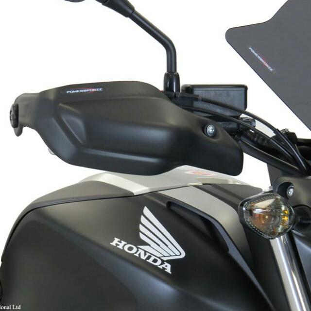 HONDA >>NC750S/700S(12-) ハンドガードキット Powerbronze