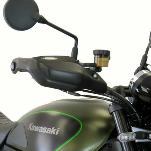 KAWASAKI >> Z900RS/Cafe(18-) ハンドガードキット Powerbronze