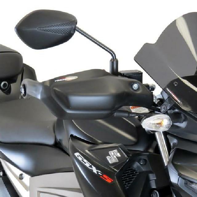 SUZUKI >> GSX-S125(17-) ハンドガードキット Powerbronze