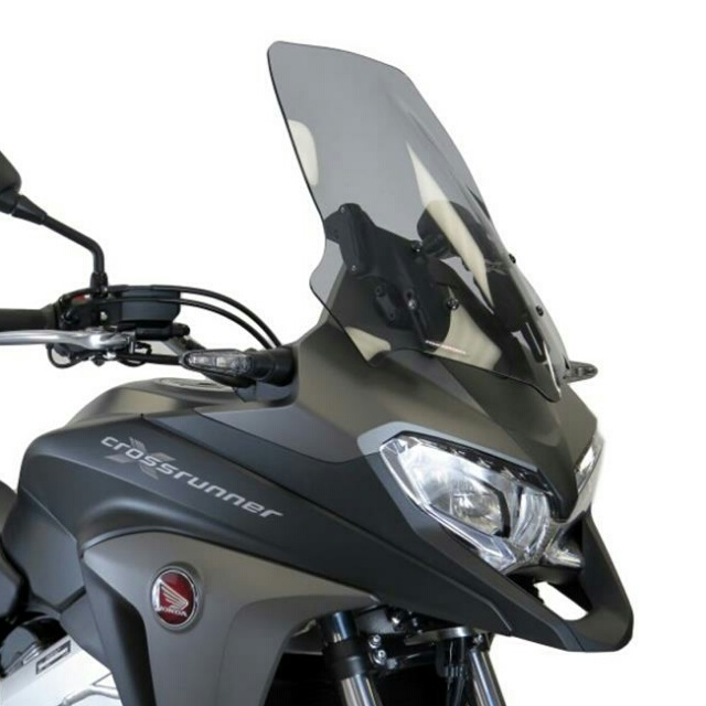 HONDA >> VFR800Xクロスランナー(17-)スポーツ・フリップスクリーン Powerbronze