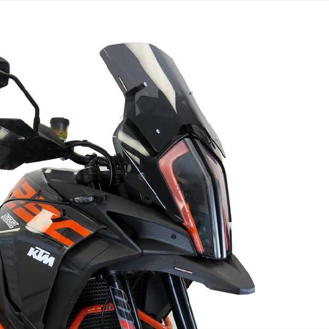 KTM >> 1290SuperAdventureR/S(17-) スポーツ・フリップスクリーン【ショート】 Powerbronze