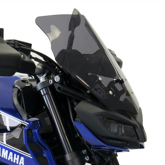 YAMAHA >> MT-09(17-20)ネイキッド・スクリーン PowerBronze