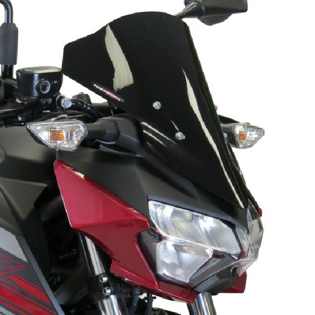 KAWASAKI >> Z250/400(19-)ネイキッド・スクリーン PowerBronze