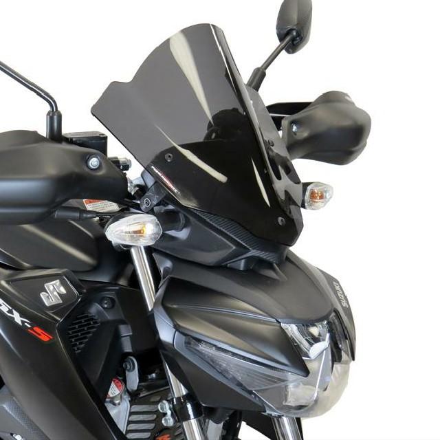 SUZUKI >> GSX-S125(17-) ネイキッド・スクリーン PowerBronze