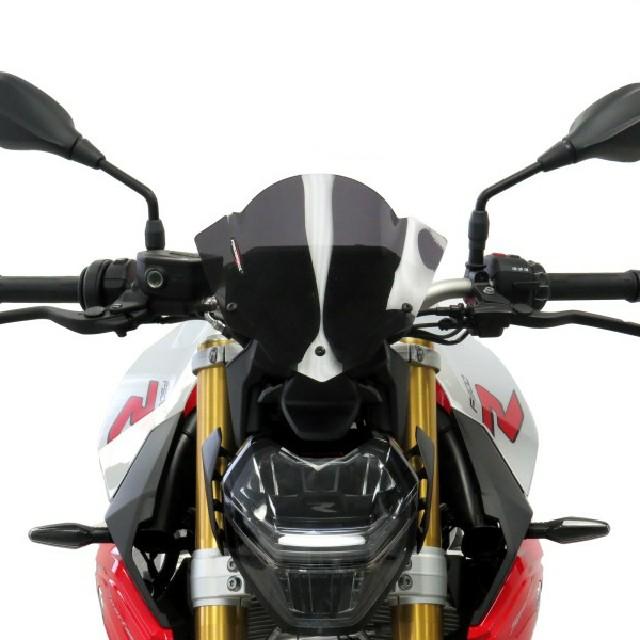 BMW>> F900R (20-) ネイキッド・スクリーン【ショート】 Powerbronze